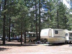 RV Sites, Tent Sites, Cabins